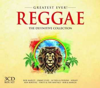 VA - Greatest Ever! Reggae (3CD Box set) 2015