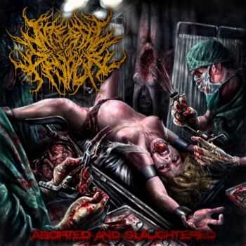 Internal Devour - Aborted And Slaughtered [EP] (2014)