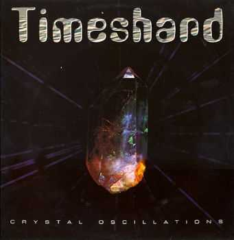 Timeshard - Crystal Oscillations (1994)