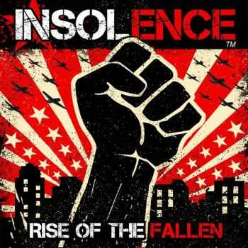 Insolence - Rise of the Fallen (EP) (2016)