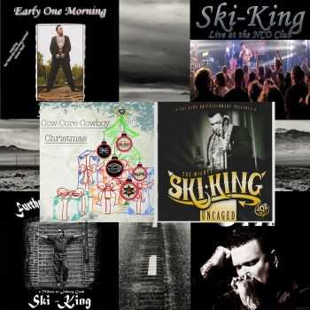 Ski-King - Discorgaphy (2007-2014)