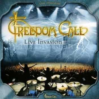 Freedom Call - Live Invasion (2004) Mp3+Lossless