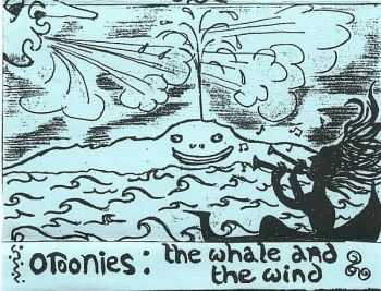 Oroonies - The Whale And The Wind (1988)