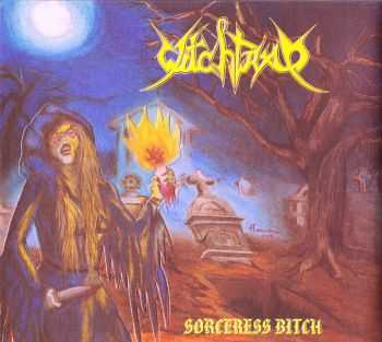 Witchtrap - Sorceress Bitch (2002) LOSSLESS + MP3