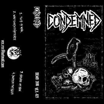 condemned - Demo Cassette (2016)