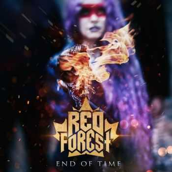 Red Forest - End Of Time [EP] (2016)