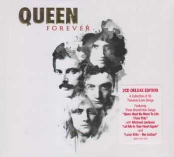 Queen - Queen Forever (2CD Deluxe Edition) 2014