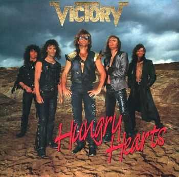 Victory - Hungry Hearts (1987)  (Japanese Edition)