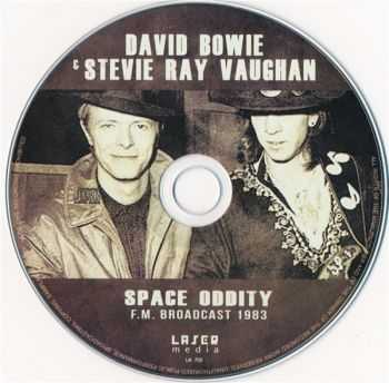 David Bowie & Stevie Ray Vaughan - Space Oddity: F.M. Broadcast 1983 (2016)