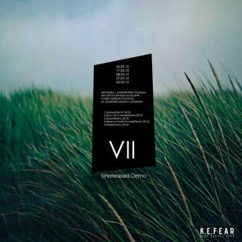 K.E.FEAR - VII - Unreleased Demo [EP] (2016)