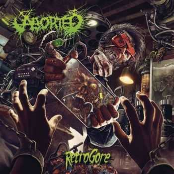 Aborted - Retrogore (Limited Edition) (2016)