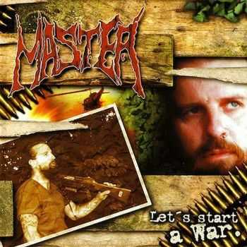 Master - Let's Start A War (2002) (LOSSLESS)