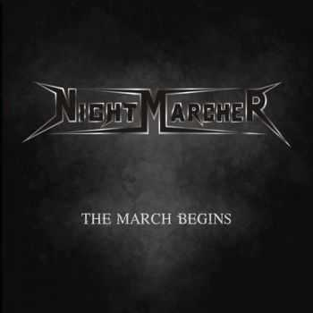 Nightmarcher - The March Begins (EP) (2016)