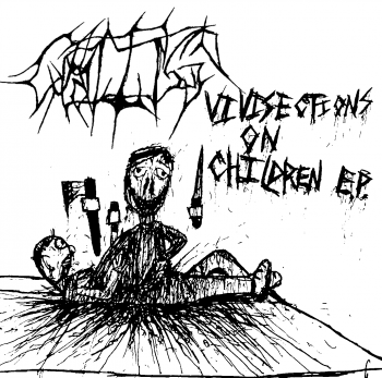 Critic - Vivisections on Children [EP] (2016)