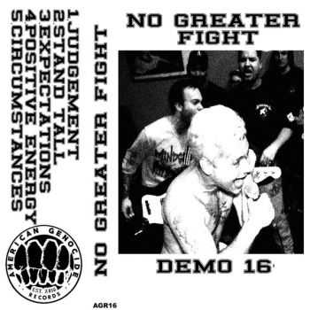 No Greater Fight - Demo (2016)
