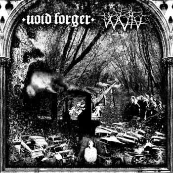 Void Forger / vvvlv - Split [ep] (2016)