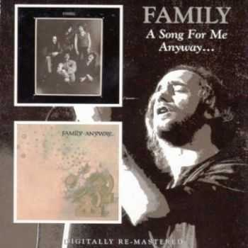 Family - A Song For Me / Anyway (1970) [2CD Reissue 2009] Lossless