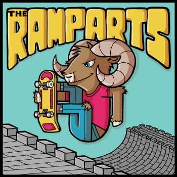 The Ramparts - The Ramparts (EP) (2016)