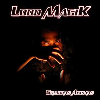 Lord Magik - Sombras Agenas (2016)