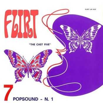 The Cast Five - Popsound - N.1 (1971)