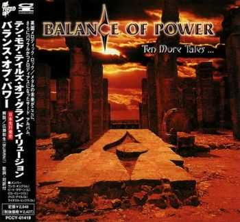 Balance Of Power - Ten More Tales Of Grand Illusion (1999) (Japanese Edition) Mp3+Lossless