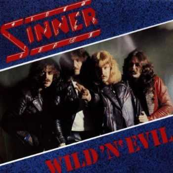 Sinner - Wild'n' Evil (1982) Mp3+Lossless