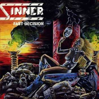 Sinner - Fast Decision (1983) Mp3+Lossless