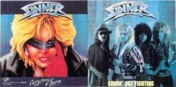 Sinner - Comin' Out Fighting | Dangerous Charm (1999 Japanece Edition) (1986-1987) Mp3+Lossless