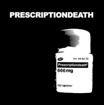 PRESCRIPTIONDEATH - 666mg (2016)