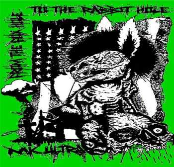 MK Ultra - From The Foxhole To The Rabbit Hole [ep] (2016)