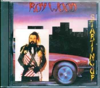 Roy Wood - Starting Up (1985) [Reissue 1993] Lossless