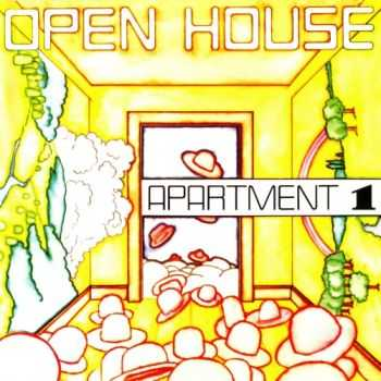 Apartment 1 - Open House (1972) [Reissue 2014] Lossless+MP3