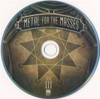 VA - Metal For The Masses - The Ninth Gate (3CD 2011)