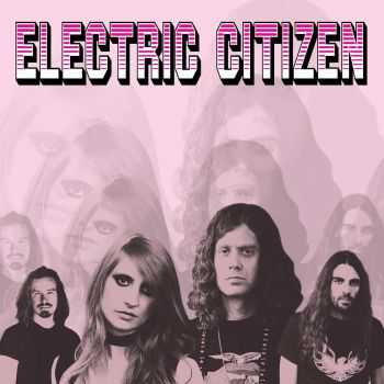 Electric Citizen - Higher Time (2016)