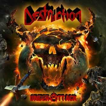 Destruction - Under Attack (Japanese Edition) (2016)