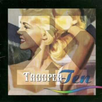 Trooper - Ten (1991) Lossless