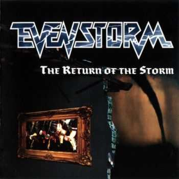 Evenstorm  - The Return Of The Storm  (2011)