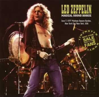 Led Zeppelin - Magical Sound Boogie (1977)