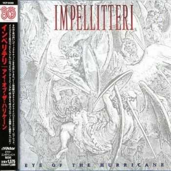 Impellitteri - Eye Of The Hurricane (Japanese Edition) (1997) Mp3+Lossless
