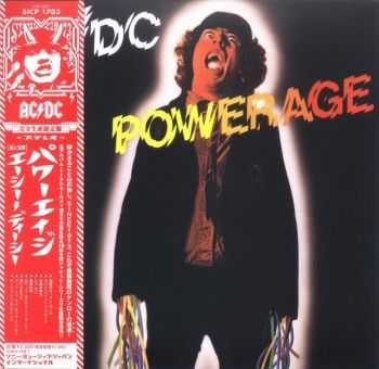 ACDC - Powerage (1978)  (Japanese Edition)