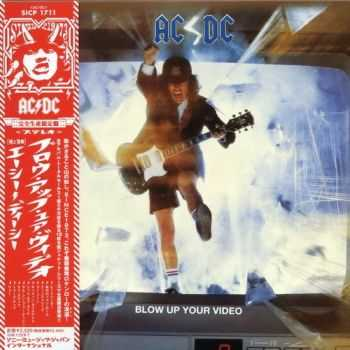 AC/DC - Blow Up Your Video (1988) (Japanese Edition)
