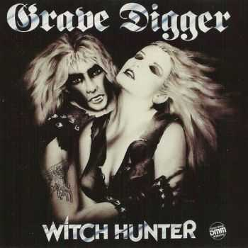 Grave Digger - Witch Hunter (1985) Mp3+Lossless