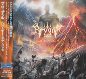 Brymir - Slayer Of Gods (Japanese Edition) (2016)