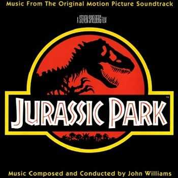 John Williams - Jurassic Park / Парк юрского периода OST (1993)