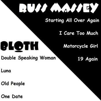 Russ Massey / Bloth - Russ Massey & Bloth (Split) (2016)