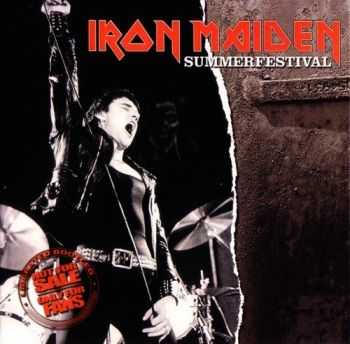 Iron Maiden - Summerfestival (1981)