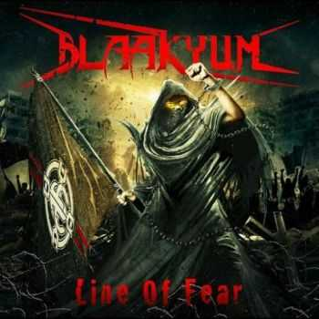 Blaakyum - Line of Fear (2016)