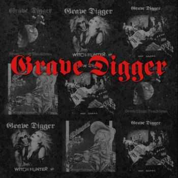 Grave Digger - Let Your Heads Roll: The Very Best Of The Noise Years 1984-1987 (2016)
