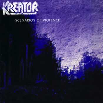 Kreator - Scenarios Of Violence (1996) (Compilation) Mp3+Lossless