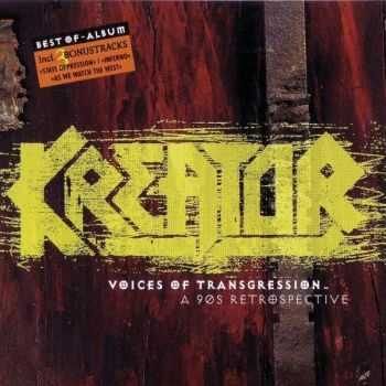 Kreator - Voices Of Transgression (1999) (Compilation) Mp3+Lossless